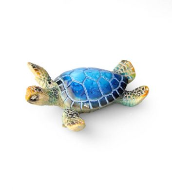 55024_Marble-Turtle-Ornament-Small