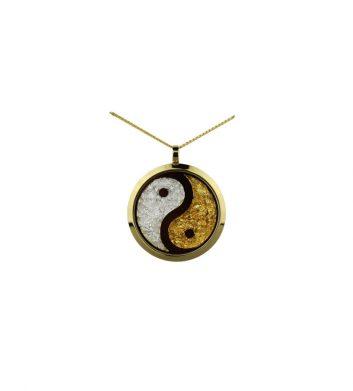 89102_Pendant-Gold-Leaf-Yin-Yang-Large