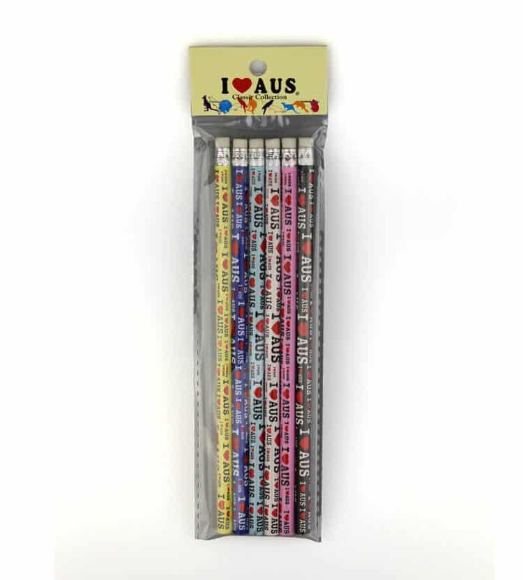 Australia Pencils