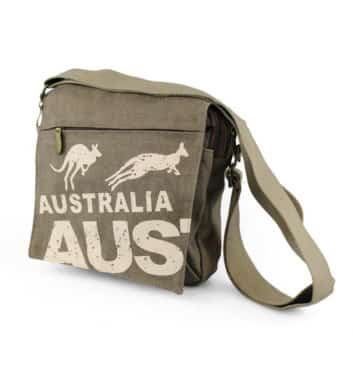 Australia Satchel Bag