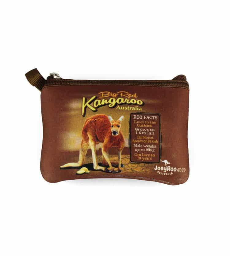 Kangaroo Coin Bag
