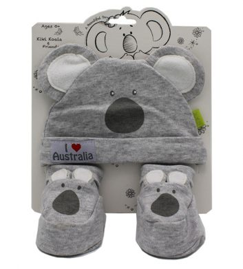 31111_Koala_Hat_and_Bootie_Set