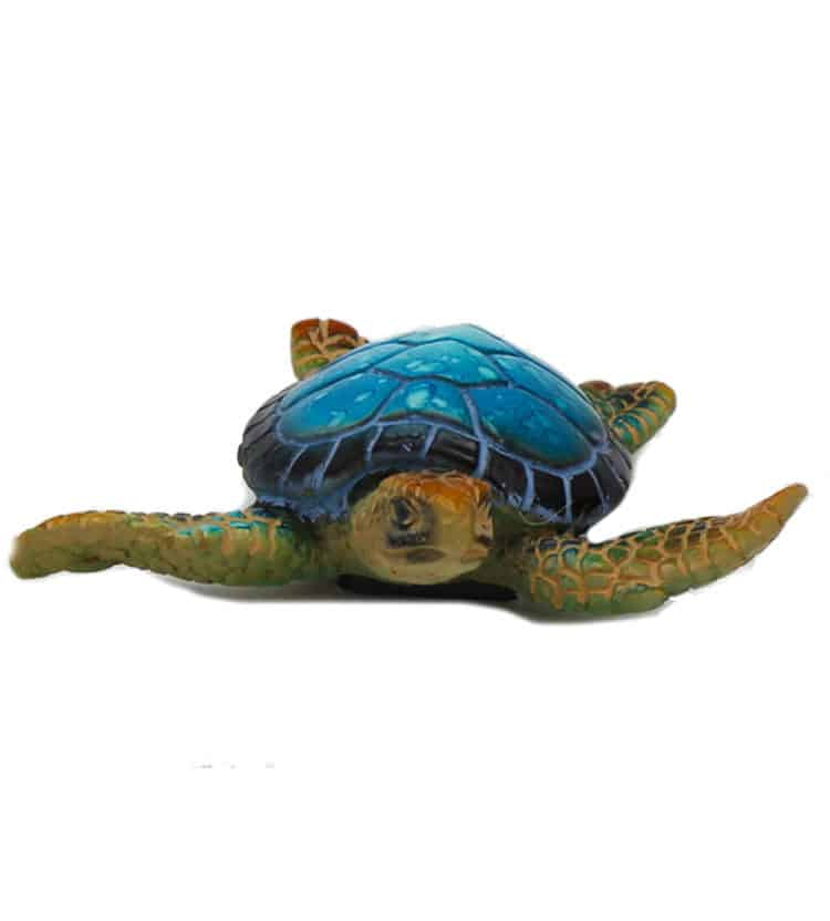 Blue Turtle Magnet