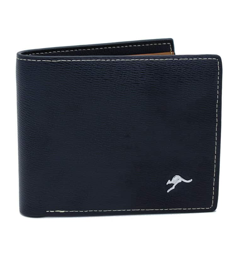 Mens Blue Wallet