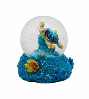 Turtle Snow Globe