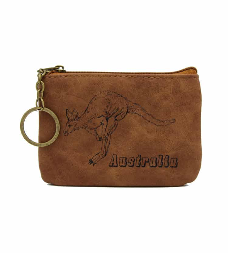 Kangaroo Coin Bag