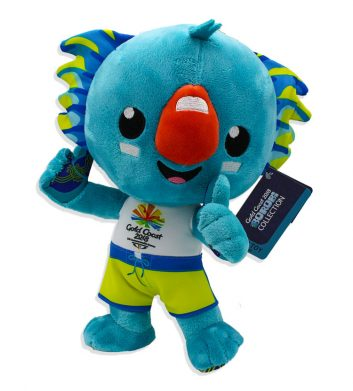 Borobi Commonwealth Games