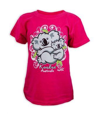 Koala & Baby Kids T-Shirt