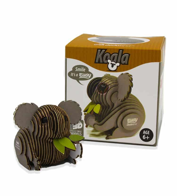 DIY Model Koala Box