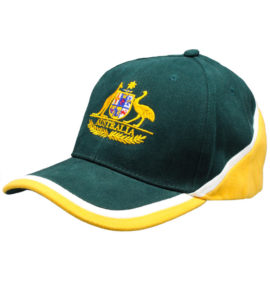 Australian Coat of Arms Souvenir Cap