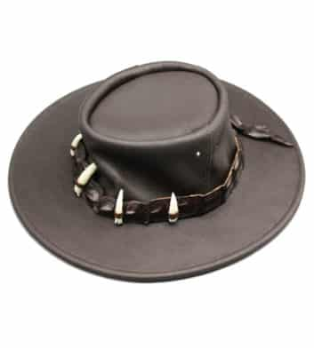 Australian Souvenir Leather Hats