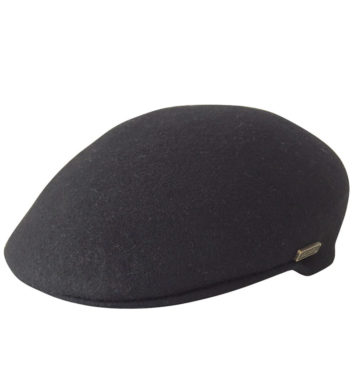 Wool Aston Drivers Cap - Jacaru