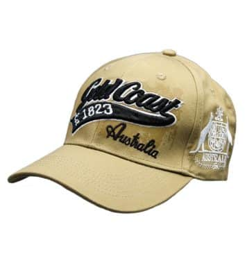 Gold Coast Cap Beige
