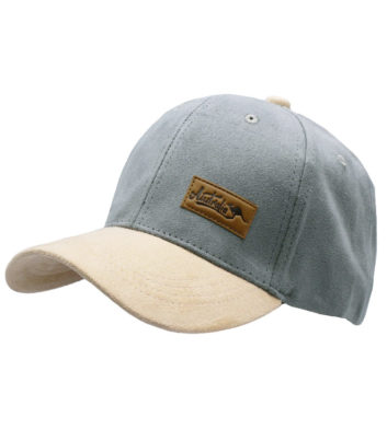 Australia Badge Cap Grey