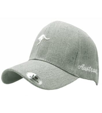 Single Roo Cap Grey