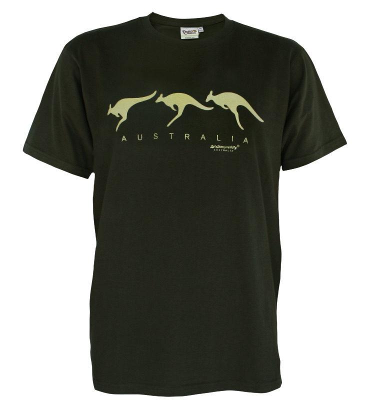 Leaping Kangaroo T-Shirt