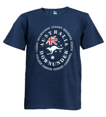 Australian Cities Flag T-Shirt