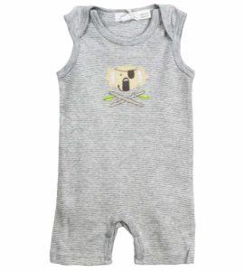 Baby Boy Koala Romper