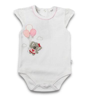 Koala Balloons Baby Romper