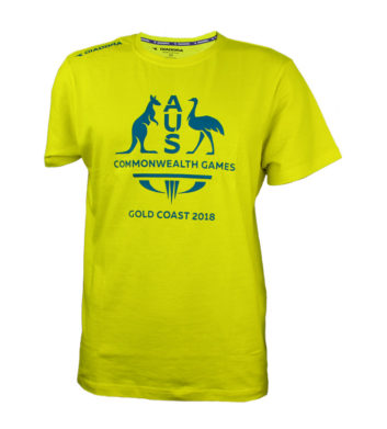 Mens Commonwealth Games T-Shirt