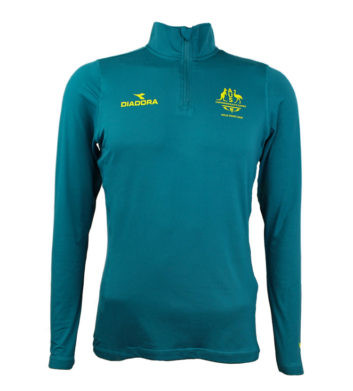 Commonwealth Games Mens Zip Top