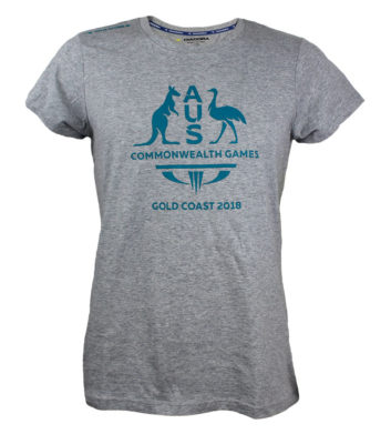 Ladies Commonwealth Games T-Shirt