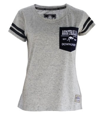 Australian Womens T-shirt