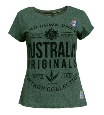 Australia Originals Womens T-Shirt