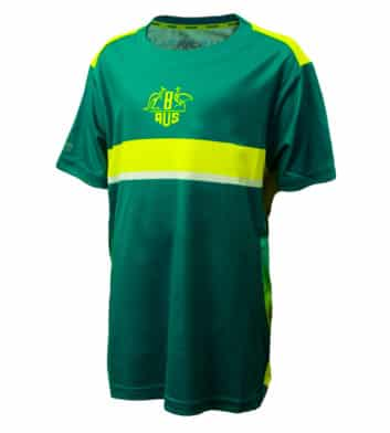 Kids Green & Gold T-Shirt