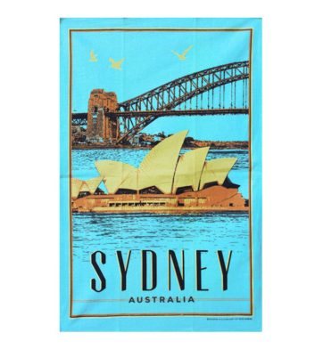 Sydney Tea Towel