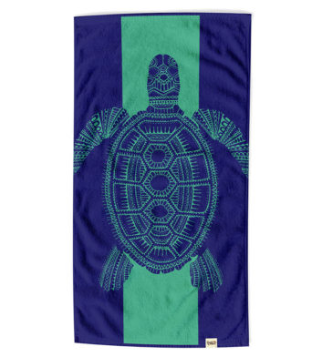 Turtle Beach Towel Blue
