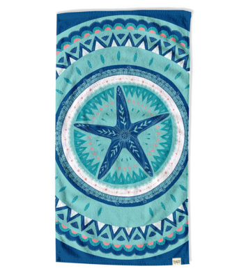 Starfish Beach Towel