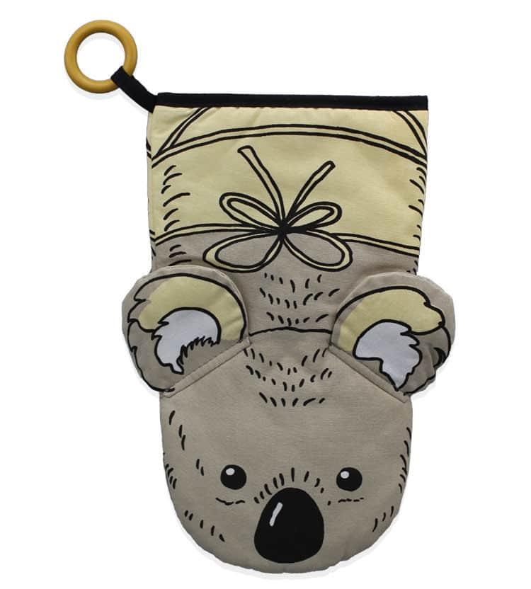 Koala oven Mitt