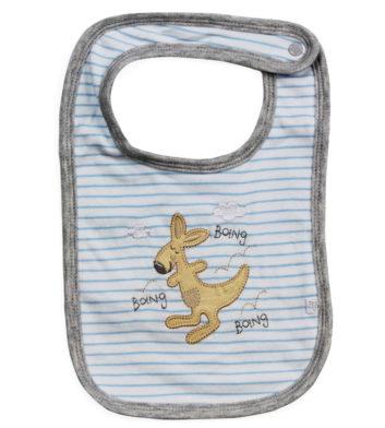 Kangaroo Baby Bib