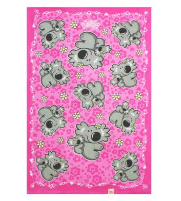 Koala Mum Tea Towel