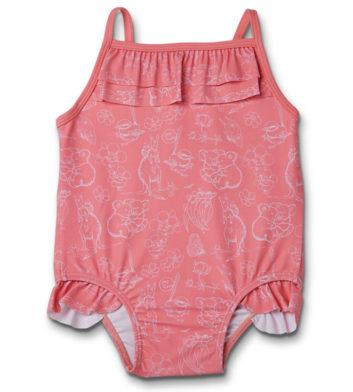 May Gibbs Swimsuit - Bush Blooms