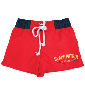 Beach Patrol Kids Board Shorts