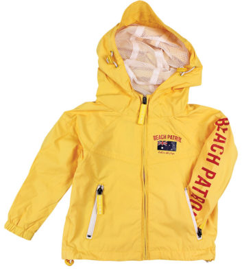 Beach Patrol Kids Spray Jacket