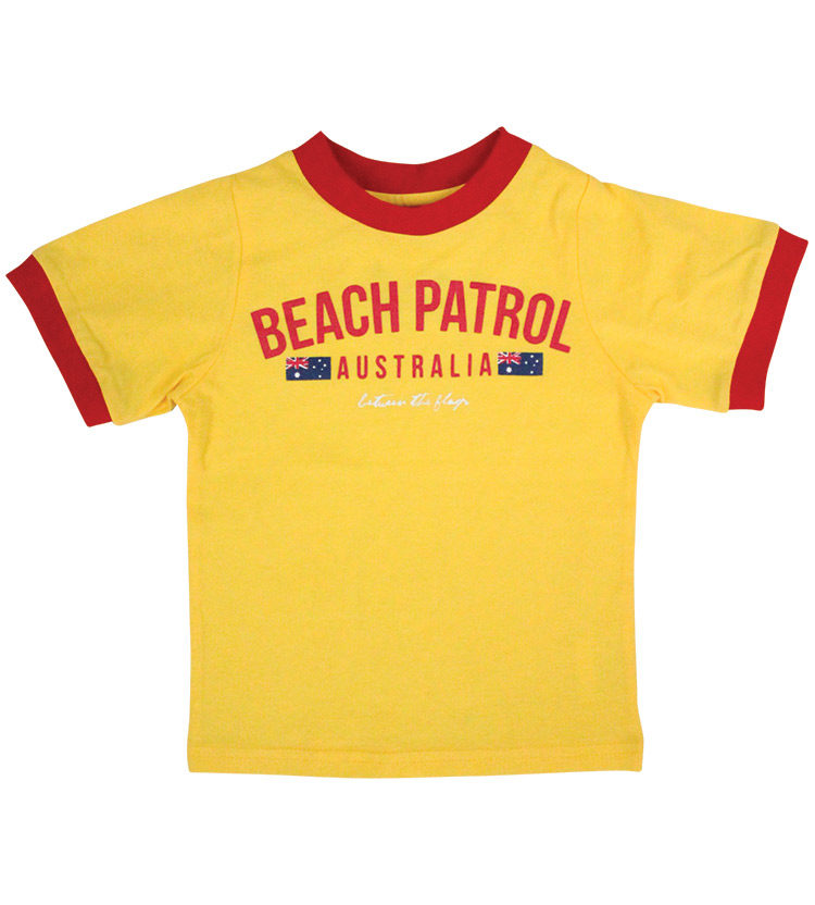 Beach Patrol Kids T-Shirt