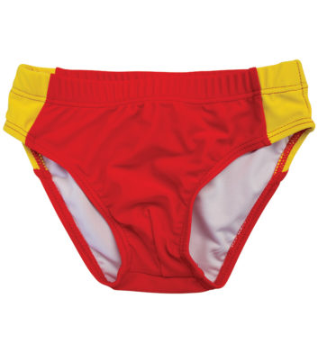 Beach Patrol Boys Swimming Bottoms
