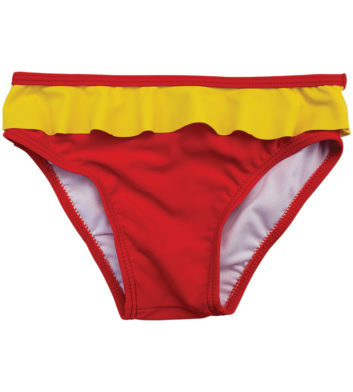 Beach Patrol Girls Swimming Bottoms