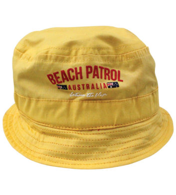 Beach Patrol Kids Bucket Hat
