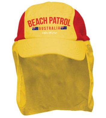 Beach Patrol Kids Legionnaire Cap