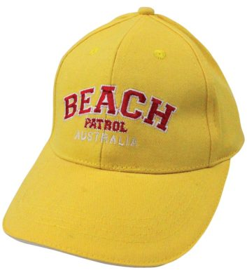 Beach Patrol Kids Cap