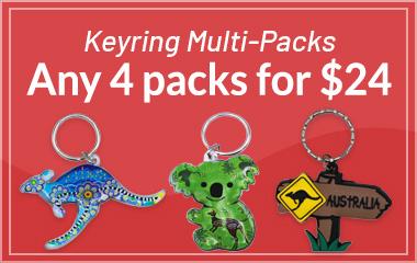 Australian Keyrings