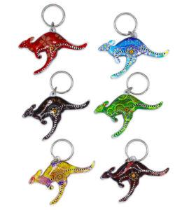 Kangaroo Keyrings