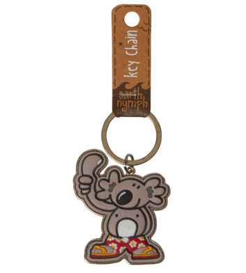 G'Day Mate Koala Keyring
