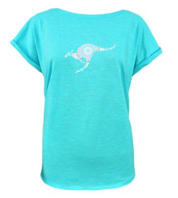 Mandala Roo Womens T-Shirt