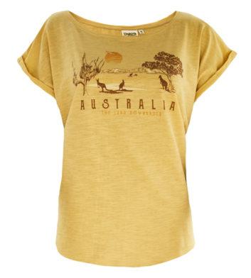 Outback Kangaroos Womens T-Shirt