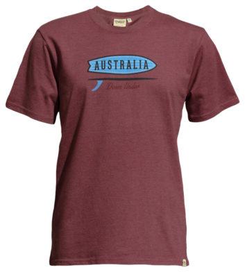 Australia Surfboard T-Shirt